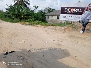 Land Facing the Main Road 5 Minutes After Amen Estate | Land & Plots For Sale for sale in Lagos State, Ibeju