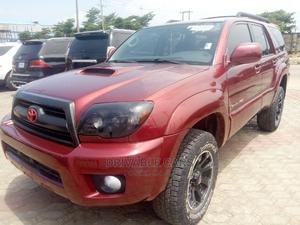 Toyota 4-Runner 2007 Sport Edition 4x4 V6 Red | Cars for sale in Lagos State, Amuwo-Odofin