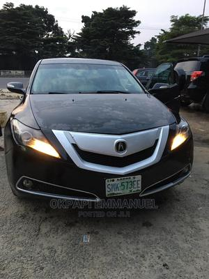 Acura ZDX 2011 Base AWD Black | Cars for sale in Rivers State, Obio-Akpor