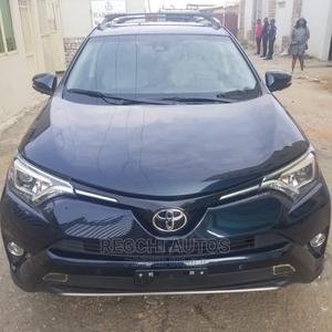 Toyota RAV4 2017 Green   Cars for sale in Lagos State, Ikeja