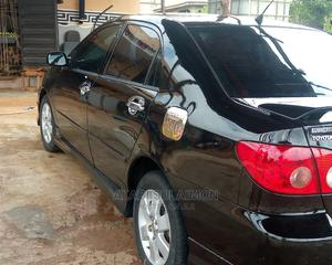Toyota Corolla 2006 Black | Cars for sale in Osun State, Iwo