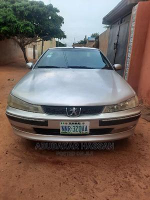 Peugeot 406 2004 Break 2.0i Silver   Cars for sale in Yobe State, Damaturu