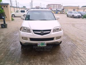 Acura MDX 2005 White | Cars for sale in Lagos State, Isolo