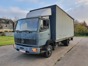 814 Mercedes Truck   Trucks & Trailers for sale in Lagos State, Surulere