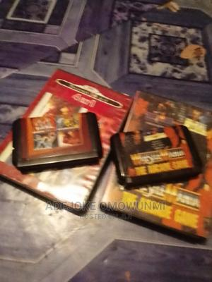Sega Cartridge for Sell or Swap   Video Games for sale in Oyo State, Ibadan