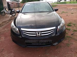 Honda Accord 2012 Sedan EX Black | Cars for sale in Kaduna State, Kaduna / Kaduna State