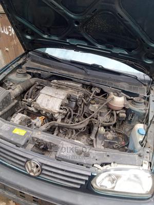 Volkswagen Golf 2003 1.6 Green | Cars for sale in Delta State, Warri