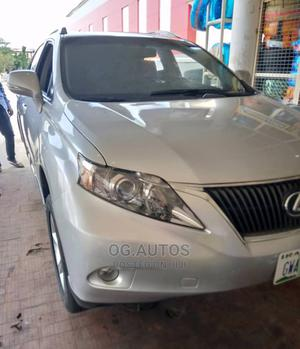 Lexus RX 2010 350 Silver | Cars for sale in Abuja (FCT) State, Central Business Dis
