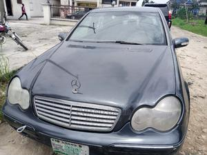 Mercedes-Benz C240 2008 Blue   Cars for sale in Rivers State, Port-Harcourt