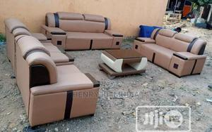 Beautiful 7searter Will Center Table   Furniture for sale in Lagos State, Ikeja