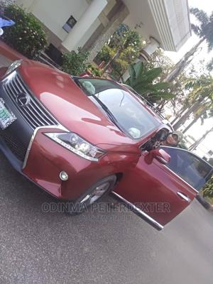 Lexus RX 2015 350 AWD Red   Cars for sale in Anambra State, Onitsha