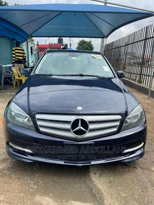 Mercedes-Benz C300 2011 Blue   Cars for sale in Lagos State, Agege