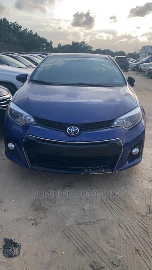 Toyota Corolla 2015 Blue | Cars for sale in Lagos State, Amuwo-Odofin