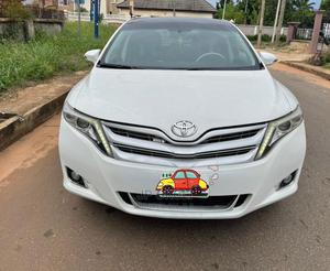 Toyota Venza 2012 White   Cars for sale in Delta State, Oshimili South