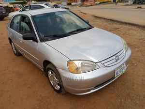 Honda Civic 2002 Silver | Cars for sale in Abuja (FCT) State, Lugbe District