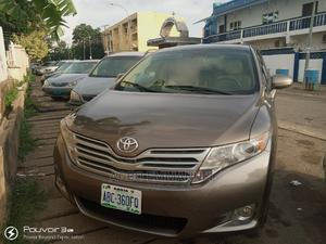 Toyota Venza 2010 V6 Brown | Cars for sale in Abuja (FCT) State, Central Business Dis