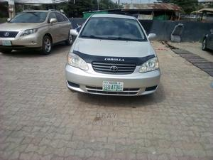 Toyota Corolla 2004 1.4 D Automatic Silver   Cars for sale in Osun State, Osogbo
