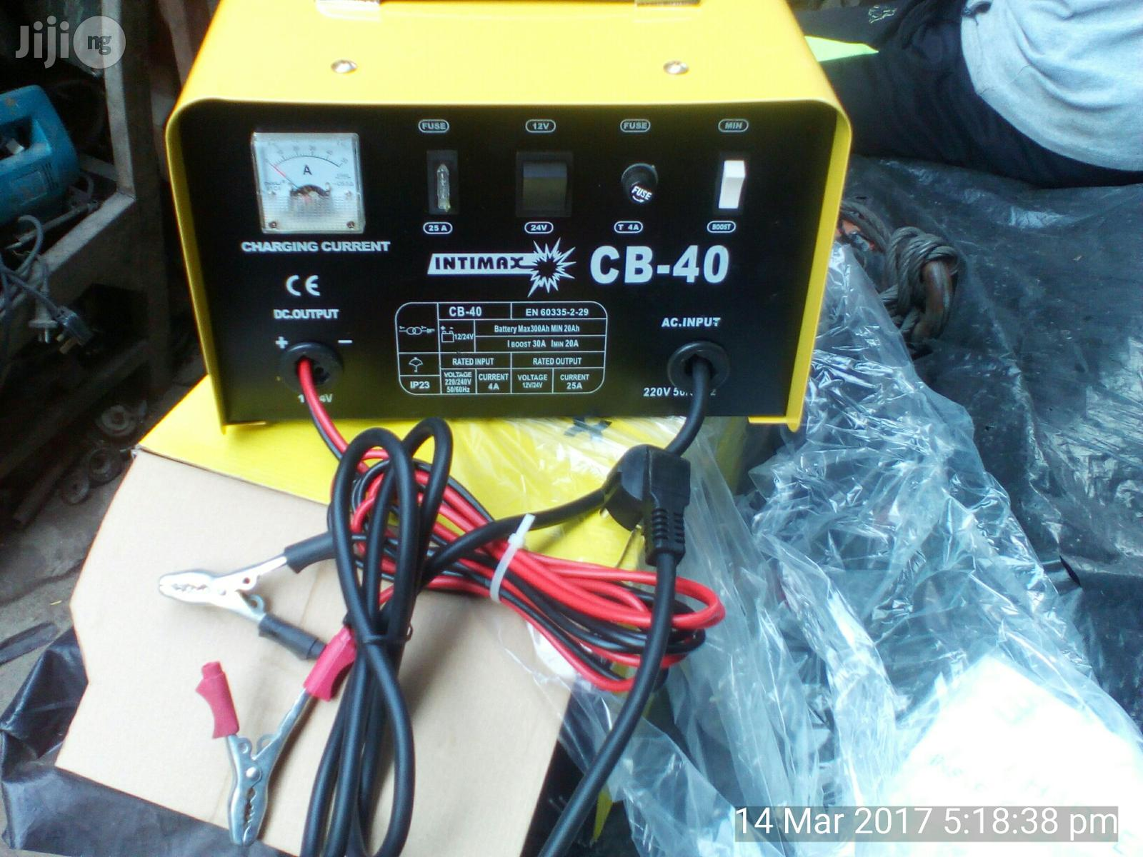 Battery Charger | Vehicle Parts & Accessories for sale in Ojo, Lagos State, Nigeria