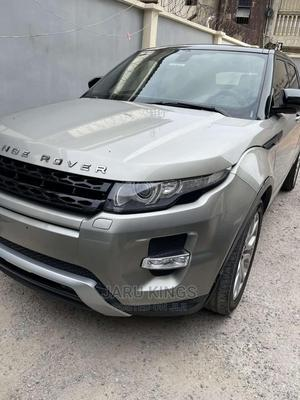 Land Rover Range Rover Evoque 2013 Silver | Cars for sale in Edo State, Ekpoma