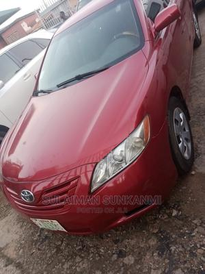 Toyota Camry 2008 Red | Cars for sale in Lagos State, Alimosho