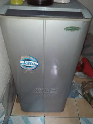 Haier Thermocool Refrigerator   Kitchen Appliances for sale in Rivers State, Port-Harcourt