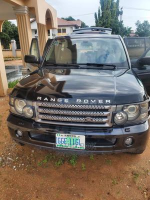 Land Rover Range Rover Sport 2006 Black   Cars for sale in Abuja (FCT) State, Central Business Dis