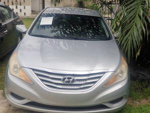 Hyundai Sonata 2011 Silver | Cars for sale in Lagos State, Ikoyi