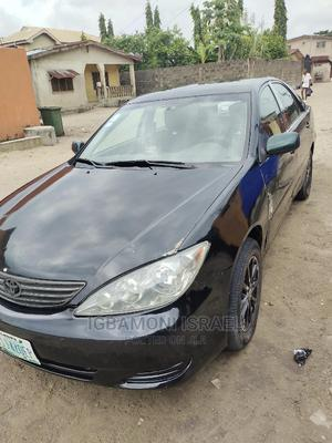 Toyota Camry 2004 Black | Cars for sale in Lagos State, Isolo