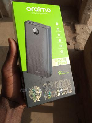 Oraimo Power Bank 27000mah | Accessories for Mobile Phones & Tablets for sale in Osun State, Osogbo