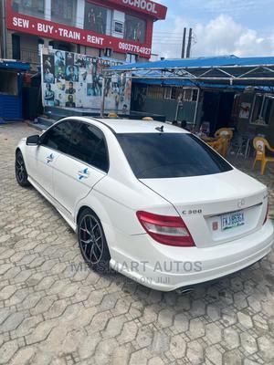 Mercedes-Benz C300 2009 White | Cars for sale in Lagos State, Amuwo-Odofin