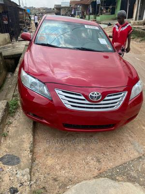 Toyota Camry 2008 2.4 LE Red   Cars for sale in Lagos State, Ojodu