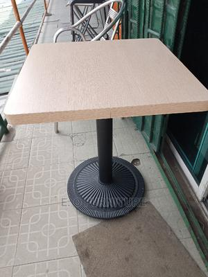 High Quality Wooden Restaurant Table   Furniture for sale in Lagos State, Ajah