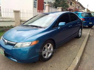Honda Civic 2006 1.8i-Vtec EXi Blue   Cars for sale in Abuja (FCT) State, Central Business Dis