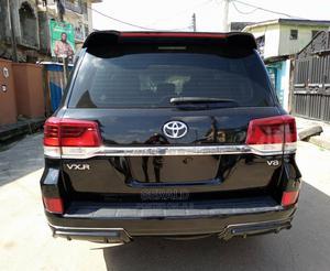 Toyota Land Cruiser 2020 5.7 V8 VXR Black | Cars for sale in Lagos State, Shomolu