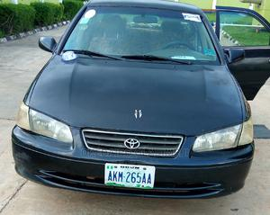 Toyota Camry 2002 Black | Cars for sale in Ogun State, Abeokuta South