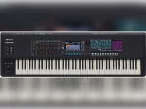 Roland FANTOM-8 Music Workstation 88key Synthesizer Keyboard | Musical Instruments & Gear for sale in Lagos State, Ojo
