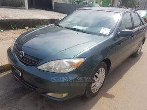 Toyota Camry 2003 Green | Cars for sale in Lagos State, Ojodu