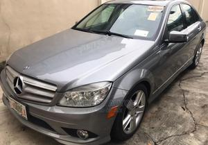 Mercedes-Benz C300 2010 Gray   Cars for sale in Lagos State, Ojodu