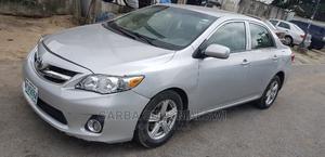Toyota Corolla 2010 Silver   Cars for sale in Lagos State, Victoria Island