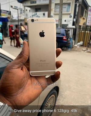Apple iPhone 6s 32 GB Gold | Mobile Phones for sale in Lagos State, Ifako-Ijaiye