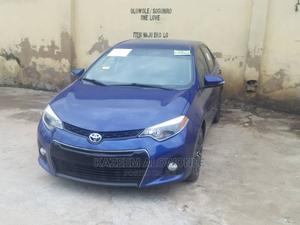 Toyota Corolla 2016 Blue   Cars for sale in Lagos State, Ikeja
