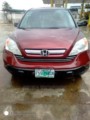 Honda CR-V 2008 2.0i Executive Automatic Red | Cars for sale in Lagos State, Ojodu