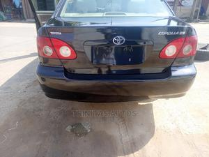 Toyota Corolla 2005 LE Black | Cars for sale in Lagos State, Surulere