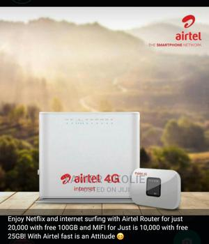 Airtel Internet | Networking Products for sale in Lagos State, Amuwo-Odofin