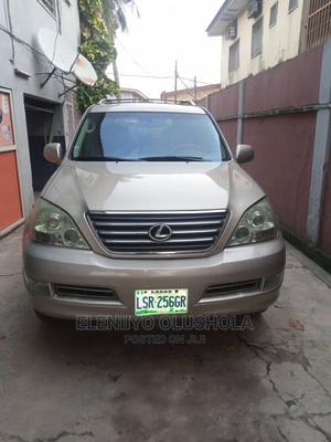Lexus GX 2005 470 Sport Utility Gold   Cars for sale in Lagos State, Surulere