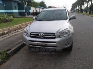 Toyota RAV4 2008 Silver | Cars for sale in Lagos State, Magodo