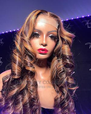22 Inches Curly Hair   Hair Beauty for sale in Lagos State, Ikeja