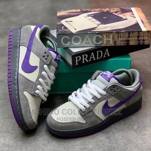 *Nike SB Dunk Low Purple Pigeon*   Shoes for sale in Lagos State, Lagos Island (Eko)