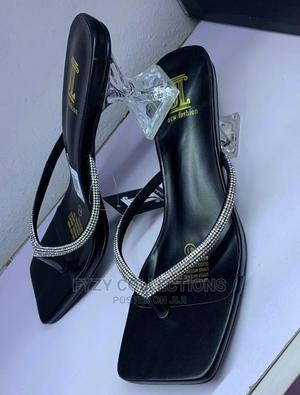 Quality Glass Heel Slippers   Shoes for sale in Lagos State, Lekki