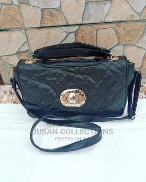 Black Shoulder N Handbag   Bags for sale in Imo State, Owerri